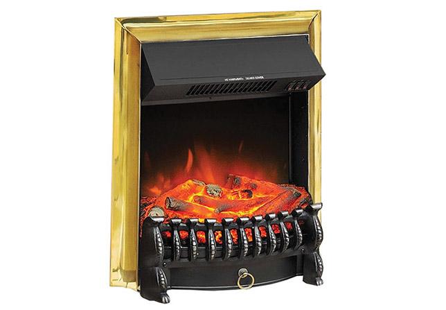 Электрокамин очаг royal flame fobos fx black порталы для электрокаминов еврокамин