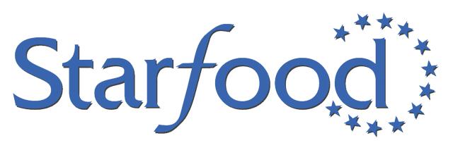 Картинки по запросу Starfood логотип